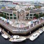 横浜ボートフェア2017 会場風景