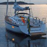 ボートショーにHallberg-Rassy310、340を展示します。株式会社海王