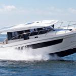 オカザキヨットはジャパンインターナショナルボートショー2019にて3艇を展示中です!