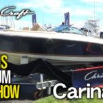 VELASIS PREMIUM BOATSHOW ChrisCraft Carina21