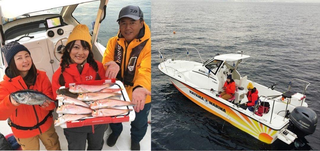 釣り 晴山 由梨 昨今の釣りガールはキュートで可愛いですね!しかも釣りウマですから!!
