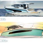 SEALINE C335&C335V デビューしました。