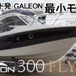 未登録艇ガレオン300FLYニューカラー/GALEON300FLY